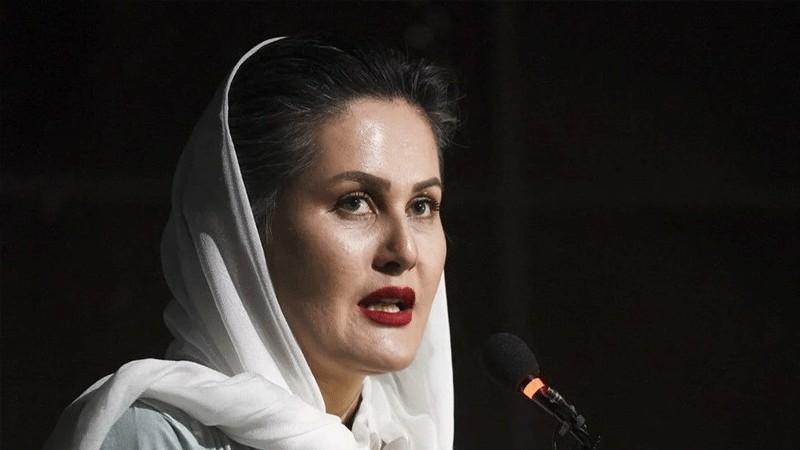 Afgan sinemacı Sahraa Karimi Türkiye'ye teşekkür etti