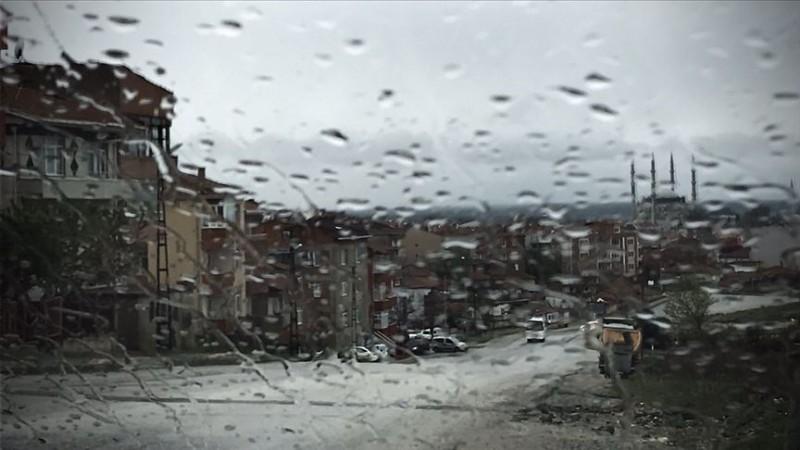 Erzurum, Kars, Ardahan ve Bayburt için sağanak uyarısı