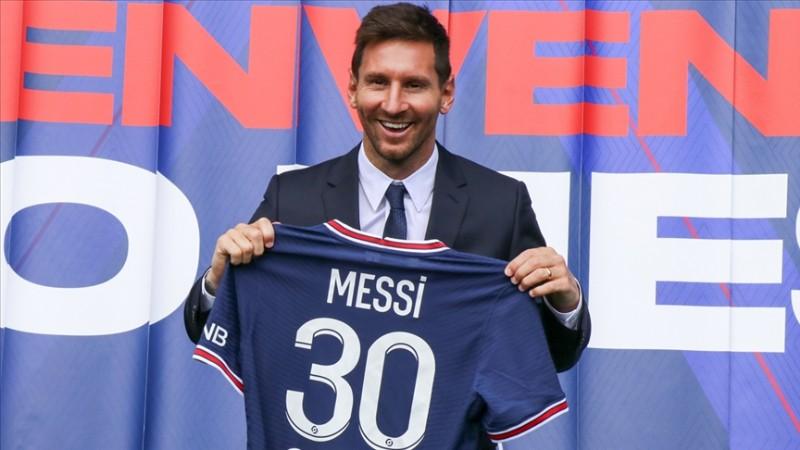 Messi, transfer ücretinin 'fan token' olarak alacak