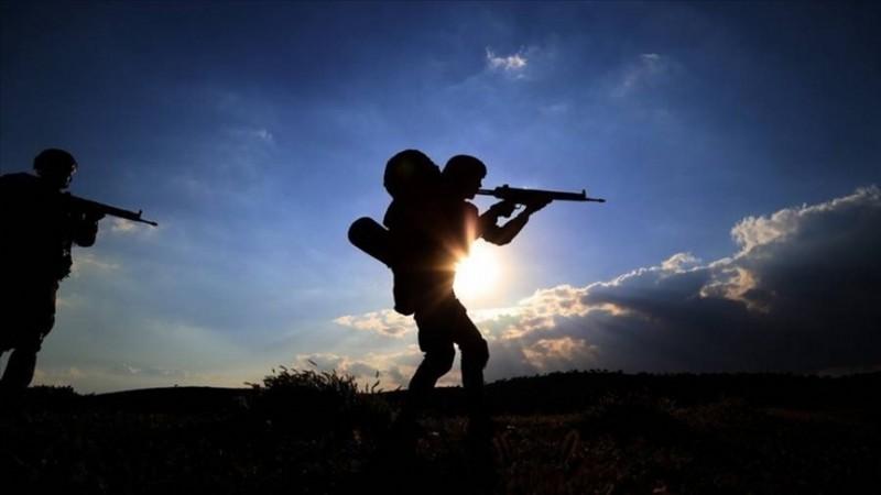 Pençe-Şimşek bölgesindeki saldırıda bir asker şehit oldu