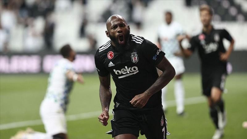Son şampiyon Beşiktaş sezona galibiyetle başladı