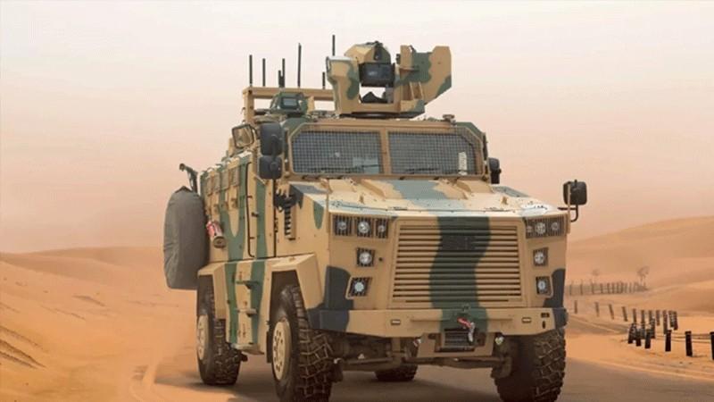 Türkiye'den Somali ordusuna 22 zırhlı personel taşıyıcı hibe